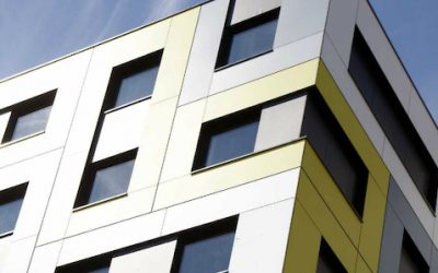 Trespa® Fassadenverkleidung