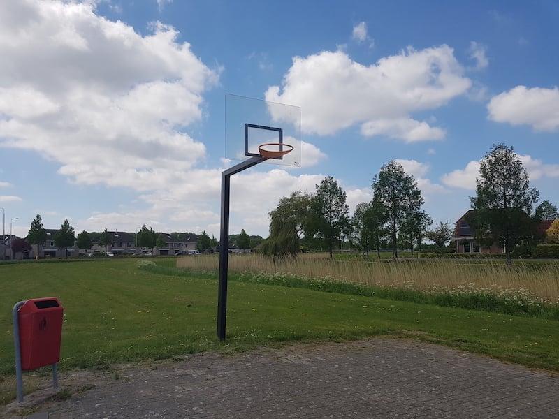 Basketballkorb Rückwand Polycarbonat