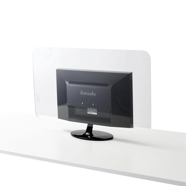 Plexiglas schutz fuer Bildschirm