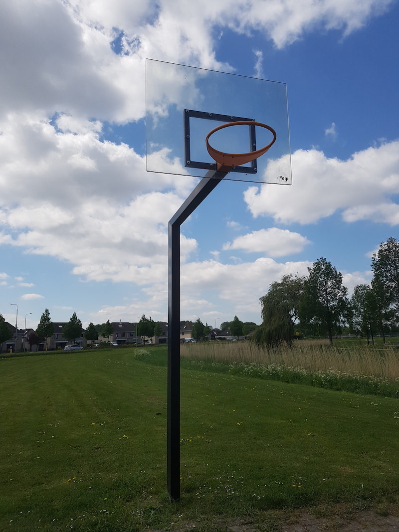 Polycarbonat Basketball Backboard