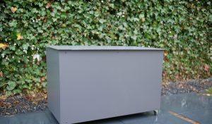 Paketbox mit HPL