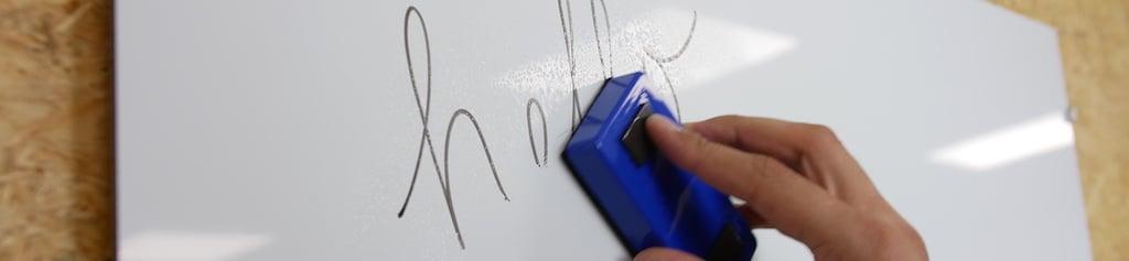 Whiteboard selber bauen
