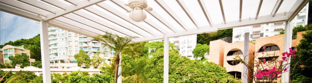 Terrassendach Polycarbonat