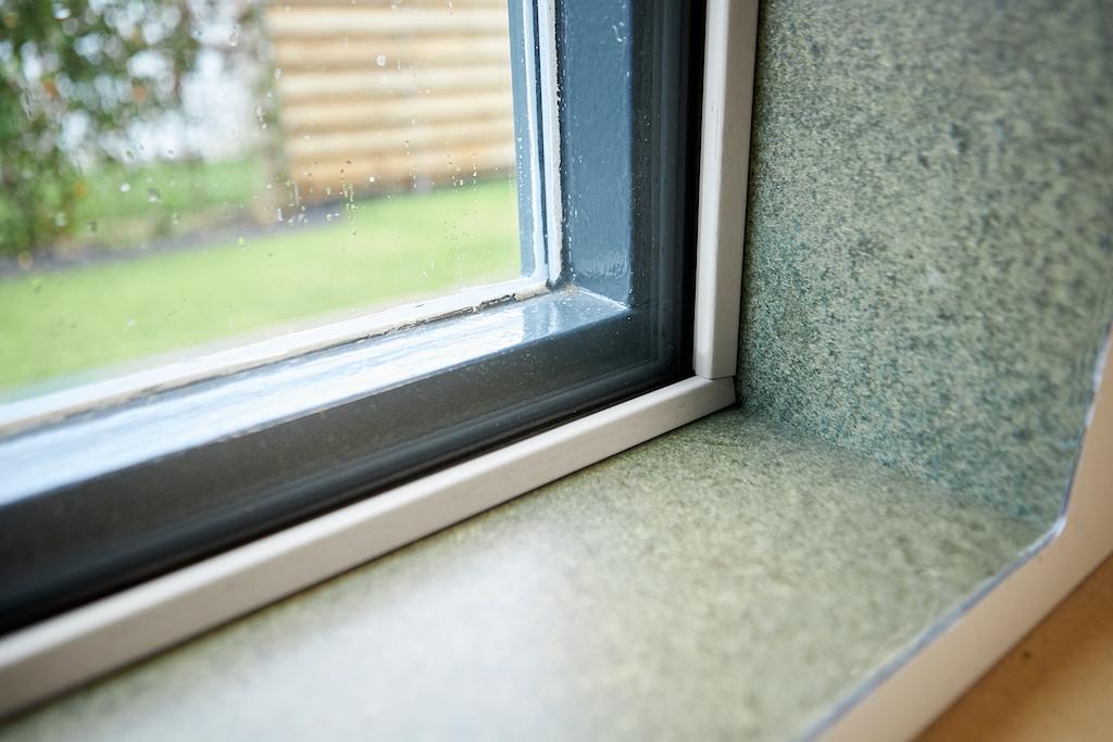 Plexiglas Dopppefenster
