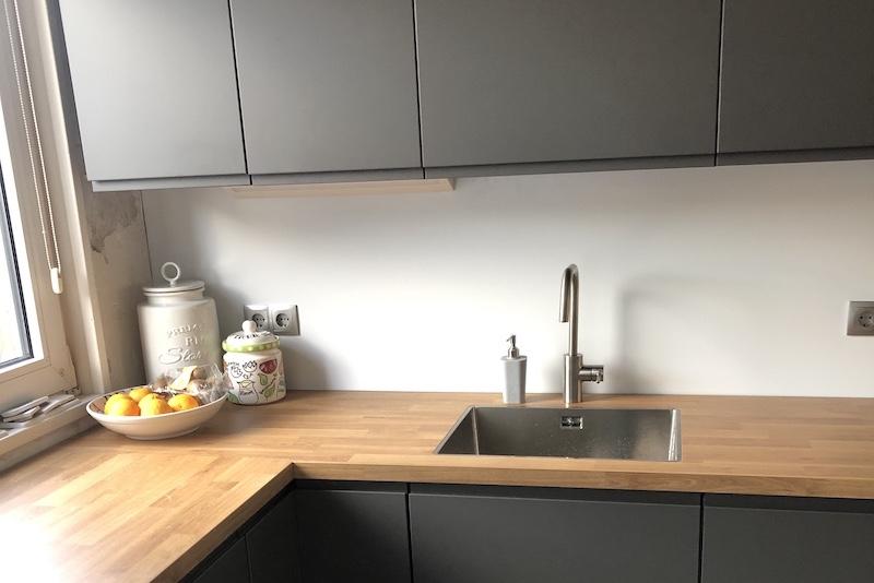 Alu Dibond Eigenschaften Rückwand Küchen