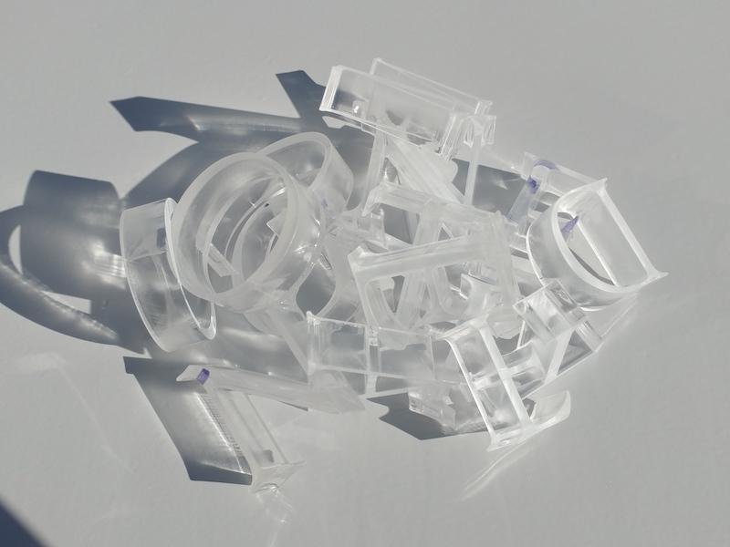Plexiglas rund