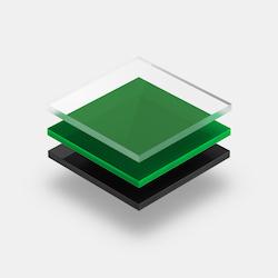 Acrylglas Platten Sortiment