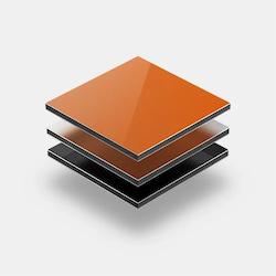 Alu Verbundplatten Sortiment