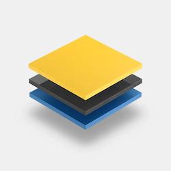 PVC Platten Sortiment