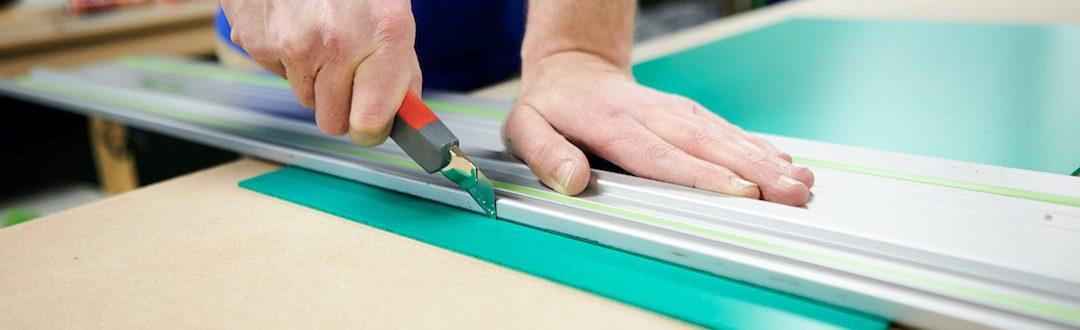 PVC schneiden: 3 Methoden, wie Sie es richtig anpacken
