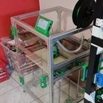 3D drucker gehäuse