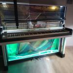 klavier umbauen