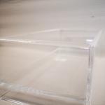 mini-teich acrylglas