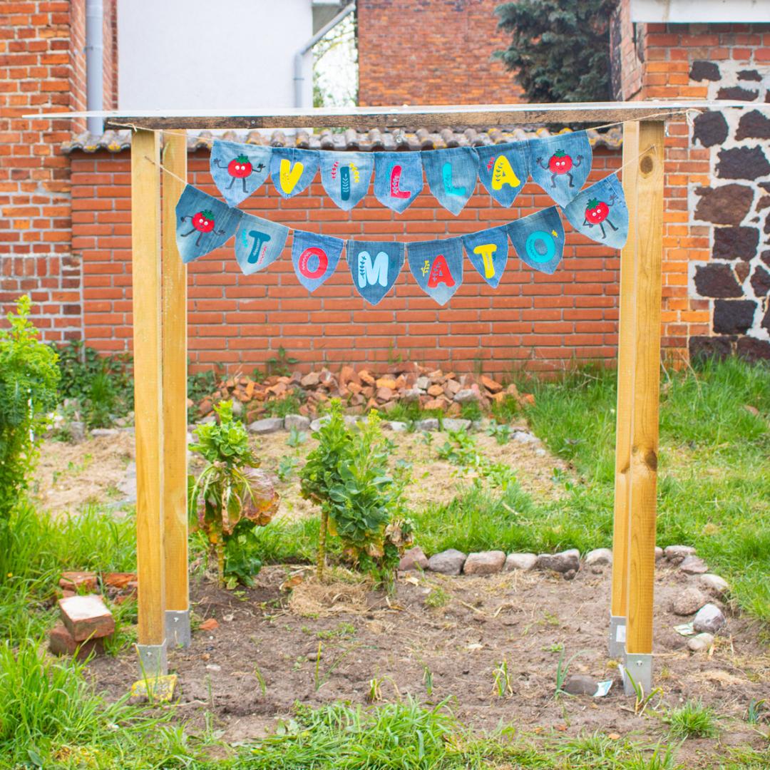 tomatenhaus plexiglas