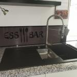 Küchenaufwertung mit neuen Kunststoffverkleidungen
