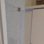 Tapetenschutz und -Aufwertung mit Acrylglasplatte