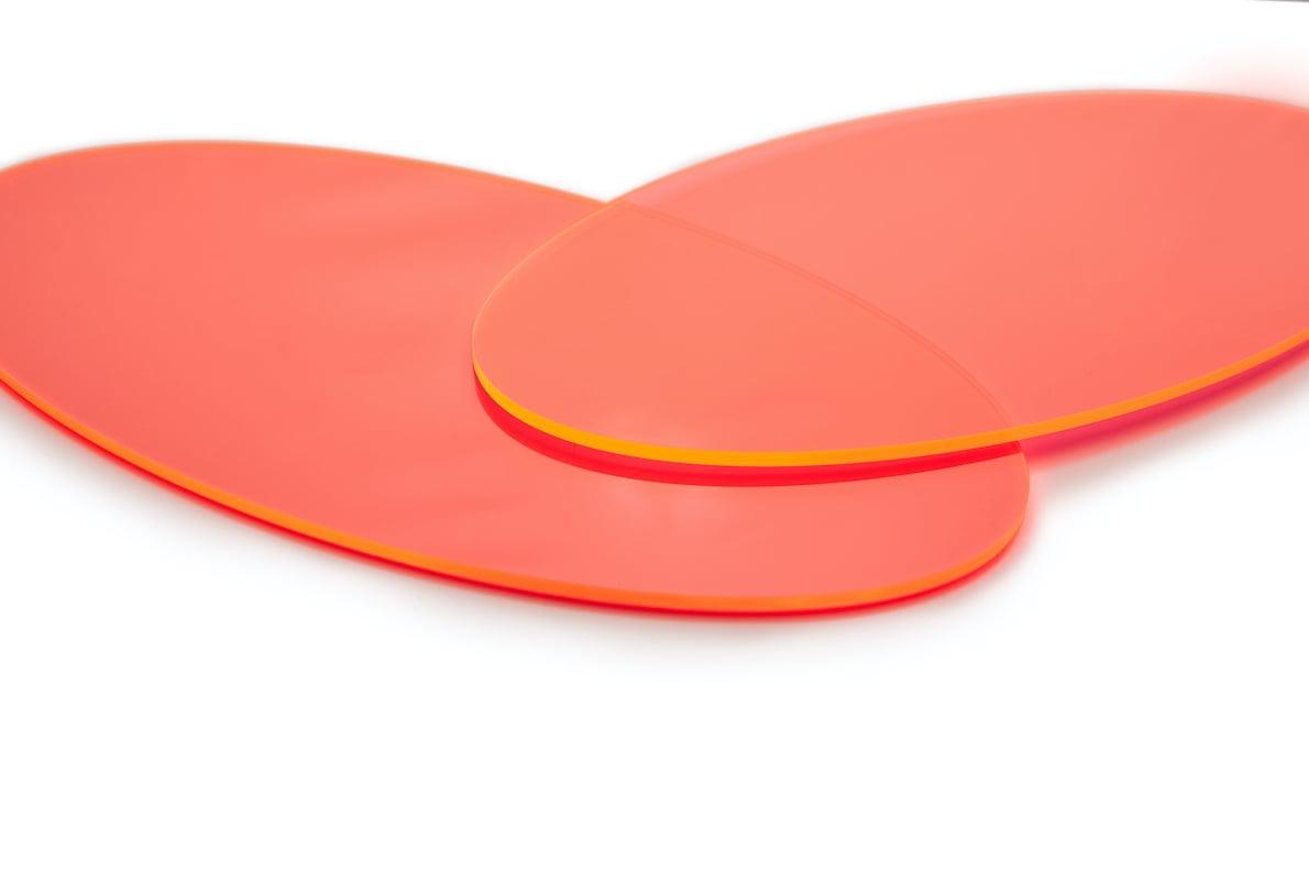 Kunststoff Form Oval